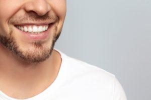 man with straight teeth in Reading
