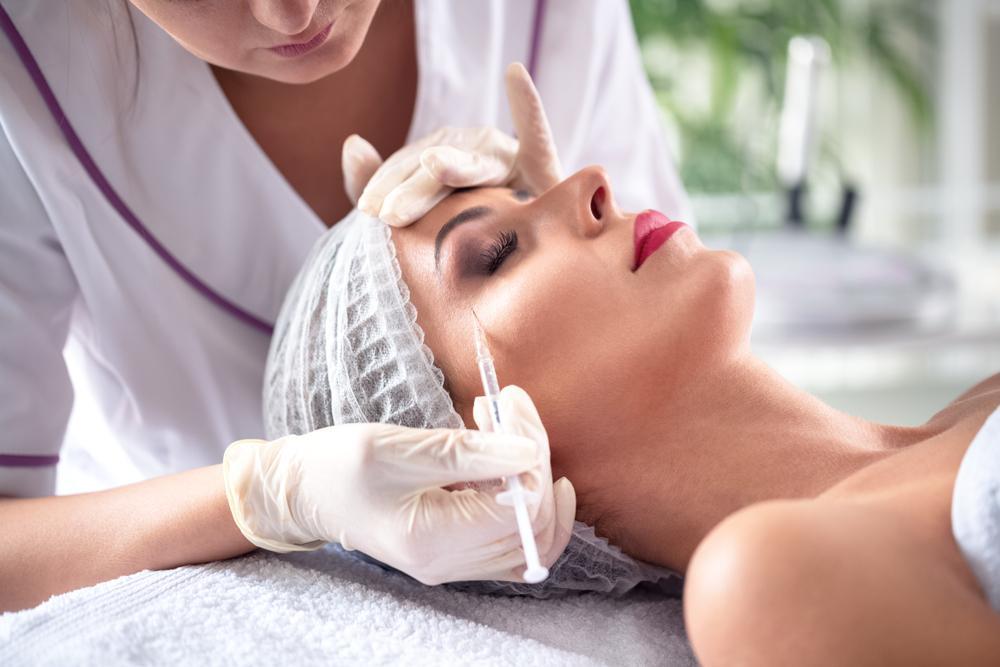 facial aesthetics procedure